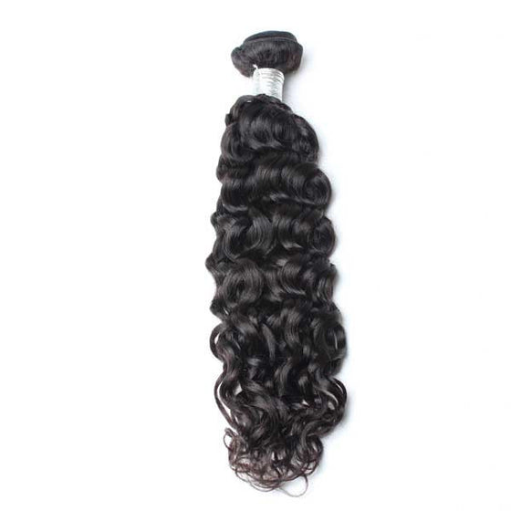 Luxury 10A Mink Natural Wave Hair 1 Bundle