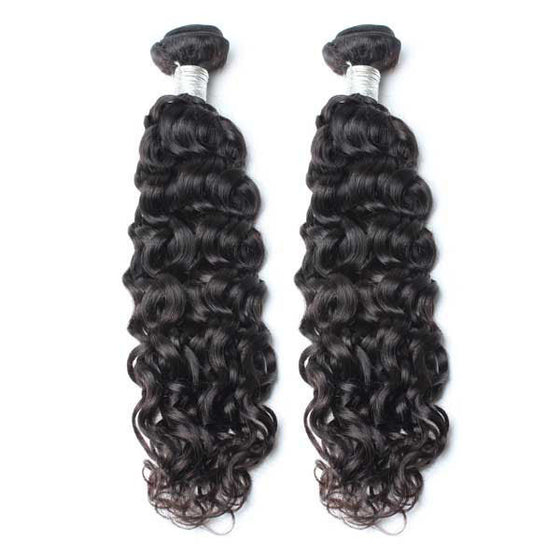 Luxury 10A Mink Natural Wave Hair 2 Bundles