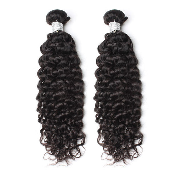 Luxury 10A Mink Deep Curly Hair 2 Bundles