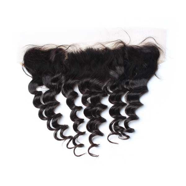 Luxury 10A Mink Loose Wave Lace Frontal