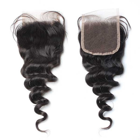 Luxury 10A Mink Loose Wave Lace Closure