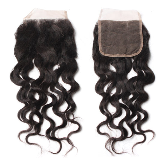Luxury 10A Mink Natural Wave Lace Closure