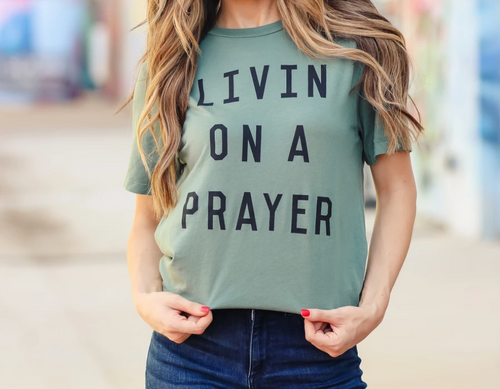Livin' on a Prayer