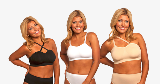 Secret Shaper Bra