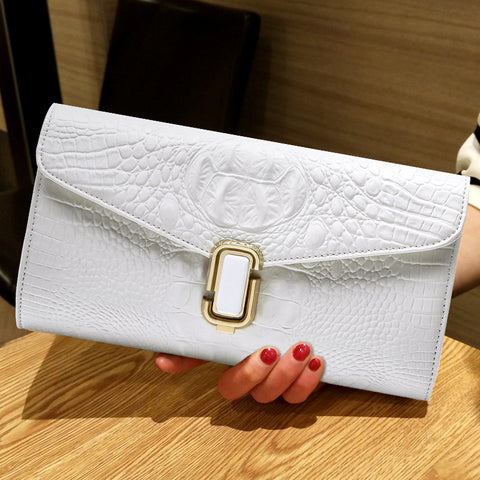 e4a64be107 OCARDIAN High quality Fashion Women Daily Use Clutches Handbag Quality Clutch  Purse Fashion Handbag Wallet Dropship ...