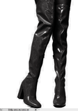 Sexy Party Shoes Woman Over The Knee Boots Girls Fancy Dress High-Heel Women Boots