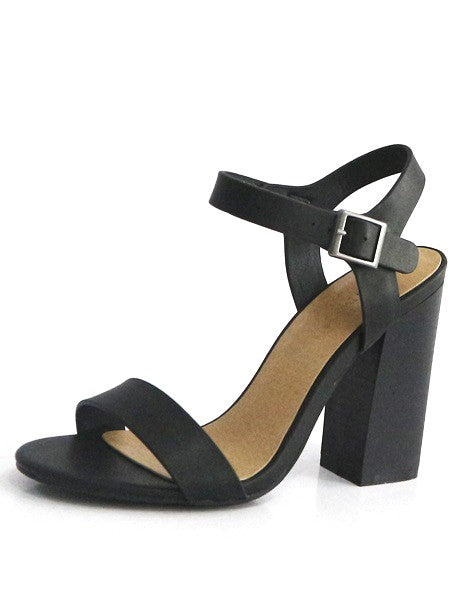 Arely Heel (Black)