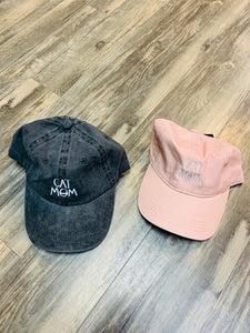 Cat Mom Hats