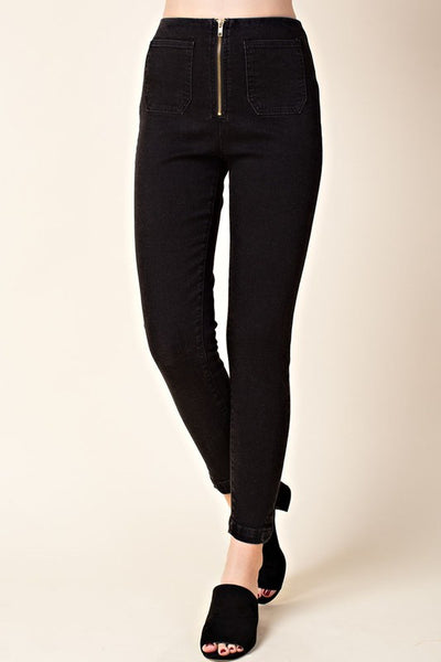 Hold Me Tight Jeans (Black)