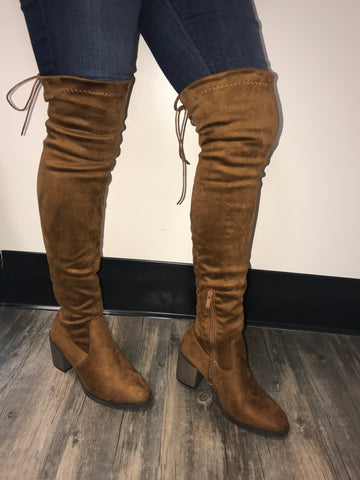 Abigail Knee High Boots +Colors
