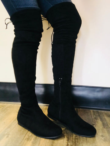 Vanessa Knee High Boots