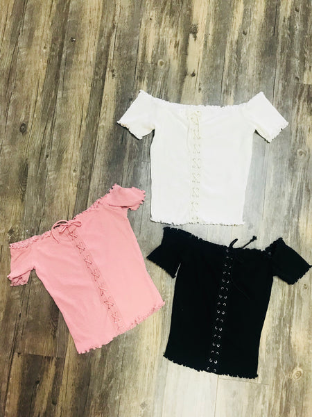 Madison Top +COLORS