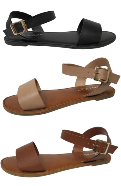 Kelly Sandals +COLORS