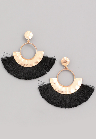Fanned Out Earrings