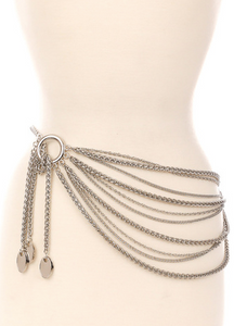 Ring chain belt
