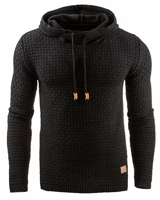 Engineered Hooded Sweatshirt by PODOM