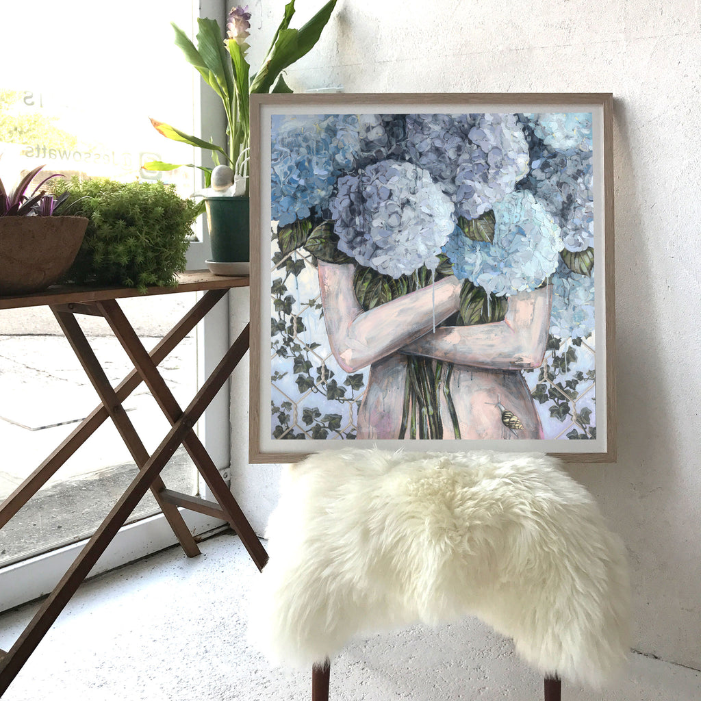 Cloud 9 - Fine Art Print - Jessica Watts Art