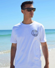 Be Kind To The Ocean - ORGANIC WHITE T-SHIRT