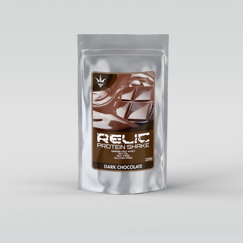 Grass Fed Whey - Dark Chocolate