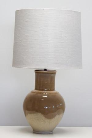 Devon Fudge Lamp Base