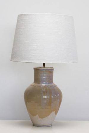 Lincoln Wheat Lamp Base