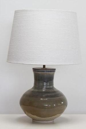 Errant Pigeon Lamp Base