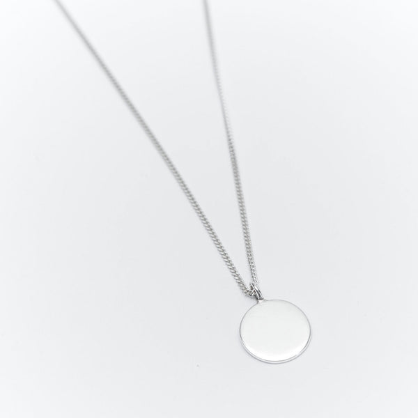 Cameron Studio 010 Round Pendant Necklace - Pict Clothing