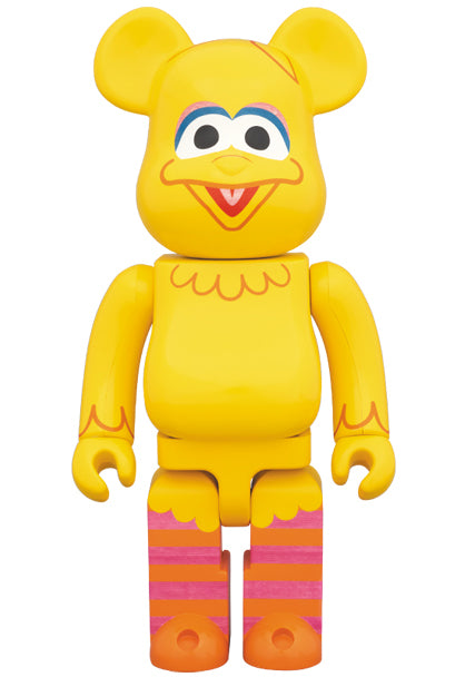 BE@RBRICK Big Bird 400% - Pict Clothing