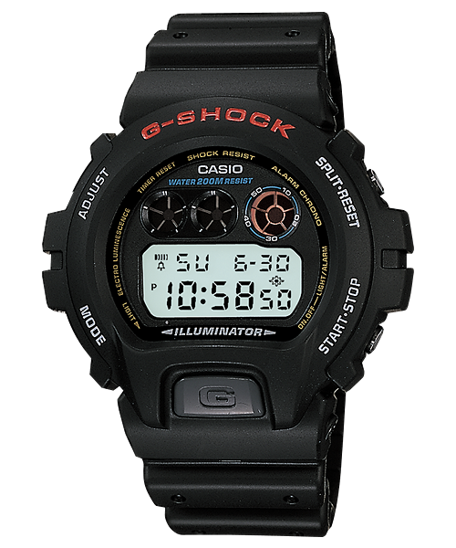 G Shock Vintage DW6900-1VQ - Pict Clothing