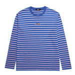 Charms Small Arch Logo Tee Orange Stripe