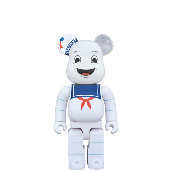 BE@RBRICK Stay Puft Marshmellow Man 400% - Pict Clothing