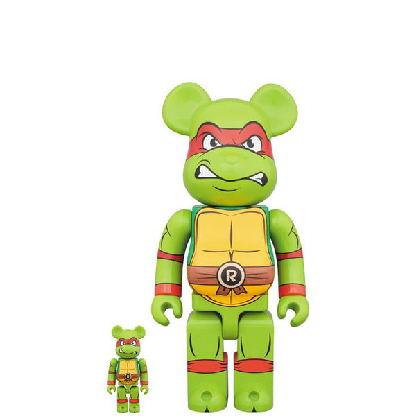 BE@RBRICK Raphael 100%+400% Set - Pict Clothing