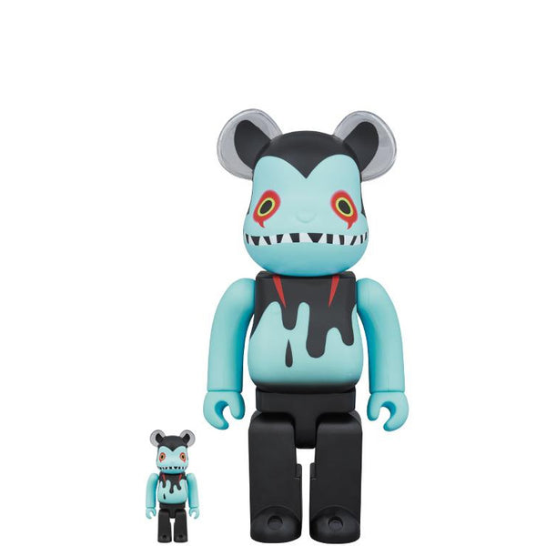 BE@RBRICK Devilman x Bairon 100%+400% Set - Pict Clothing