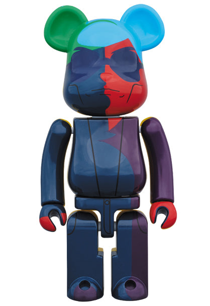 BE@RBRICK Super Alloyed Andy Warhol - Pict Clothing