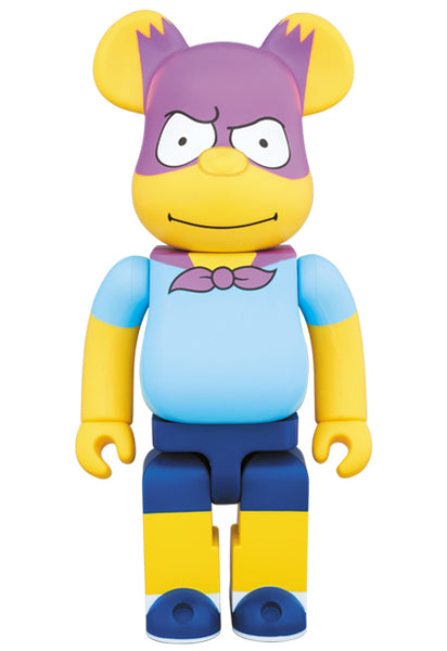 BE@RBRICK Bartman 400% - Pict Clothing