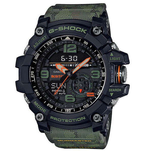 G Shock x Burton - Pict Clothing