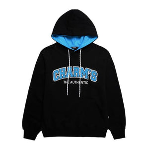 Charms Authentic Hood Black - Pict Clothing