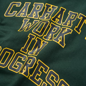 Carhartt SS WIP Division Tee Loden - Pict Clothing