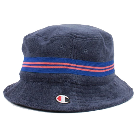 Champion Reverse Weave Bucket Hat Imperial Indigo - Pict Clothing