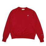 Champion Reverse Weave Crew Red