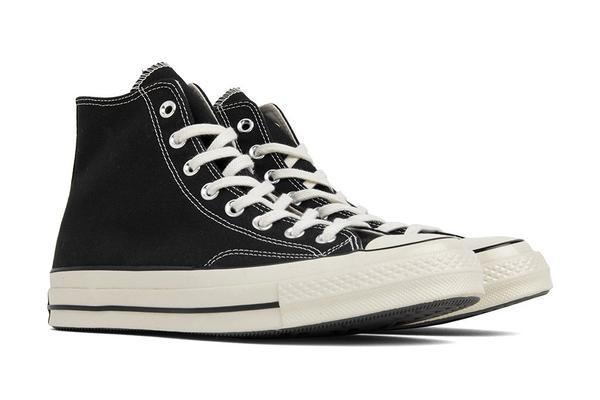Converse Chuck Taylor 70 High Black - Pict Clothing