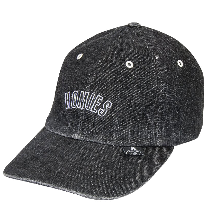 For The Homies Arc Logo Cap Black - Pict Clothing