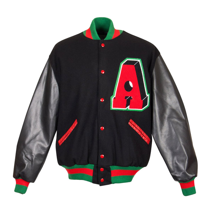 For The Homies Award Jacket Black - Pict Clothing