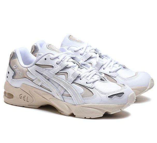 Asics Gel Kayano 5 OG White/White - Pict Clothing