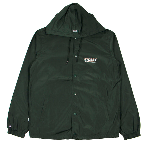 Stussy 1980 Coaches Jacket Bottle