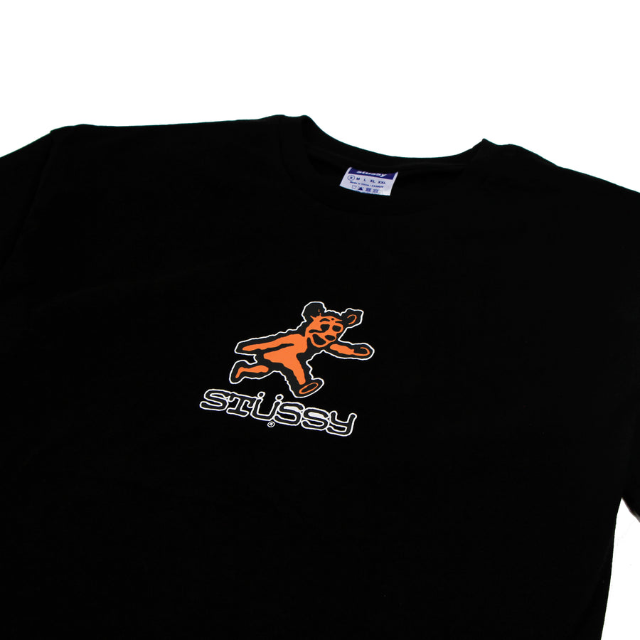 Stussy Bear Walk Tee - Pict Clothing