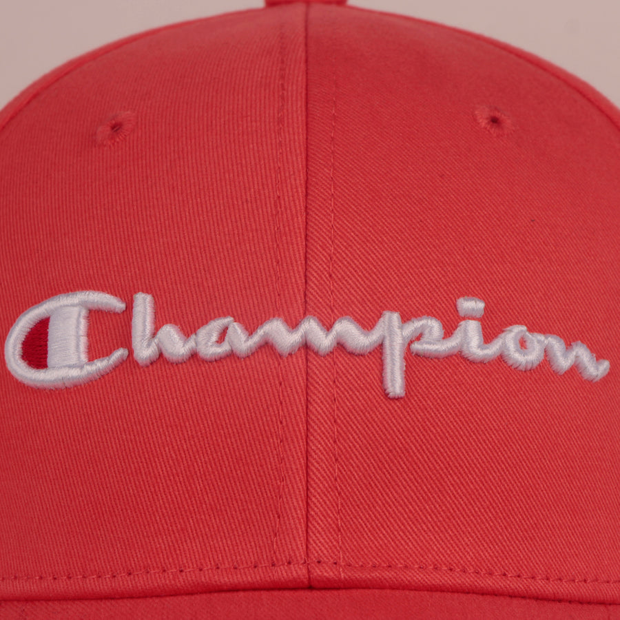 Champion Classic Twill Hat Groovy Papaya - Pict Clothing
