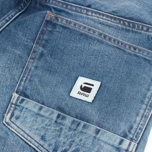 G-star Raw Faeroes Straight Tapered Pm Jeans Medium Aged - Pict Clothing