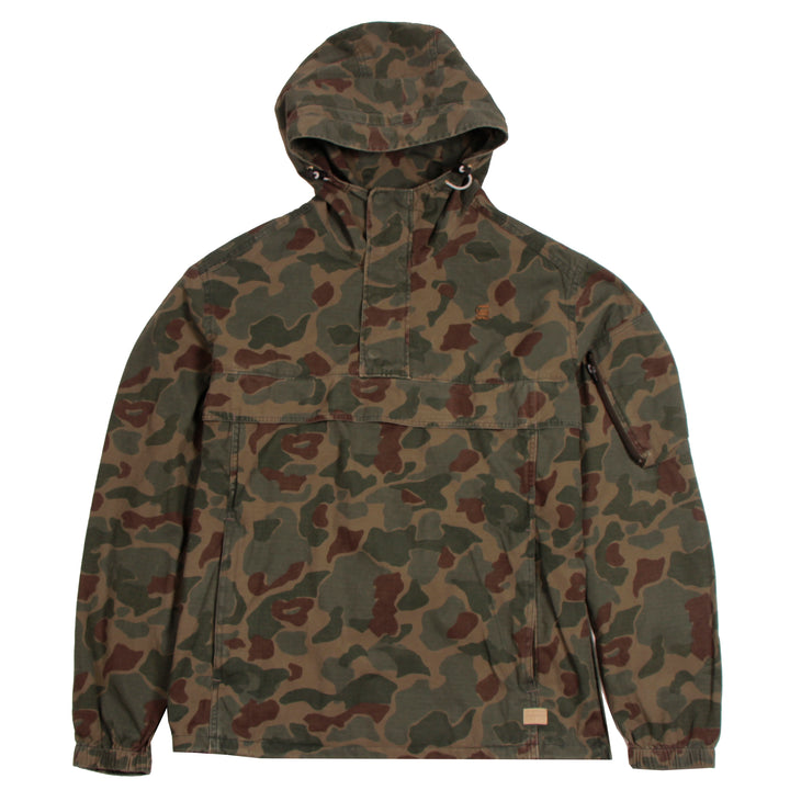 G-Star Raw Xpo Hooded Anorak Camo - Pict Clothing