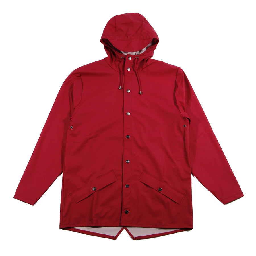 Rains Jacket Scarlet - Pict Clothing